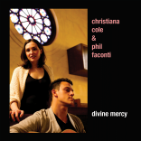 Cover art from DIVINE MERCY. Photo by Aaron Phillips.