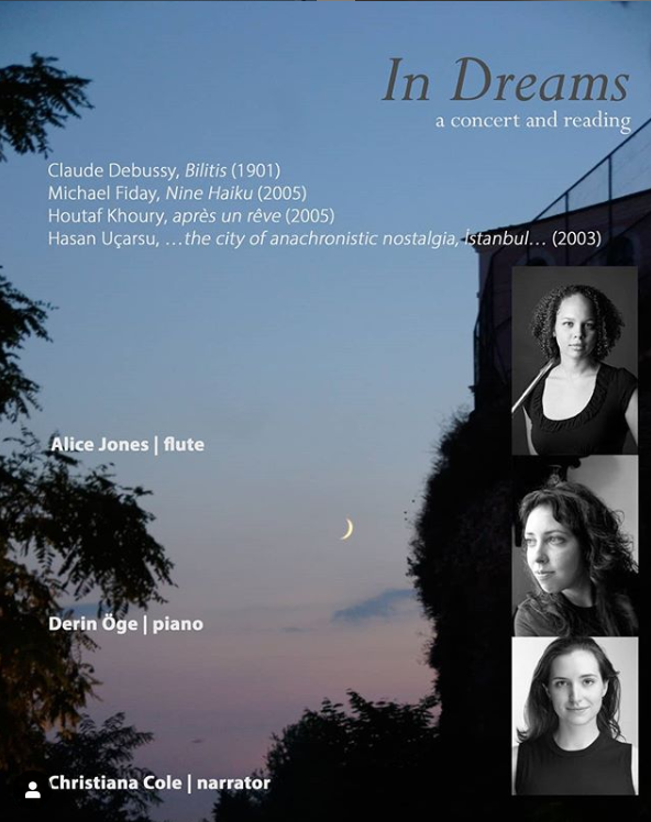 In dreams poster